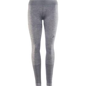 Craft Fuseknit Comfort Pants Dame dk grey melange